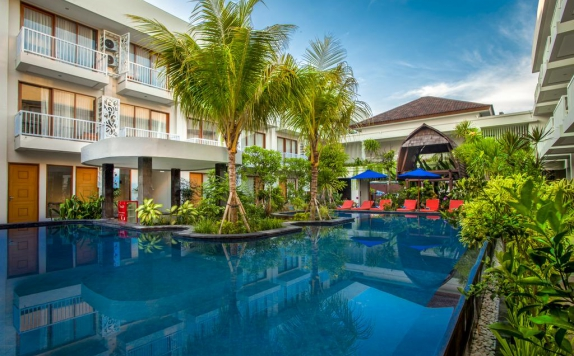 Swimming Pool di Abian Harmony Sanur Hotel