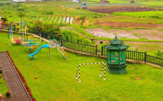 Playground Kid's di Aie Angek Cottage