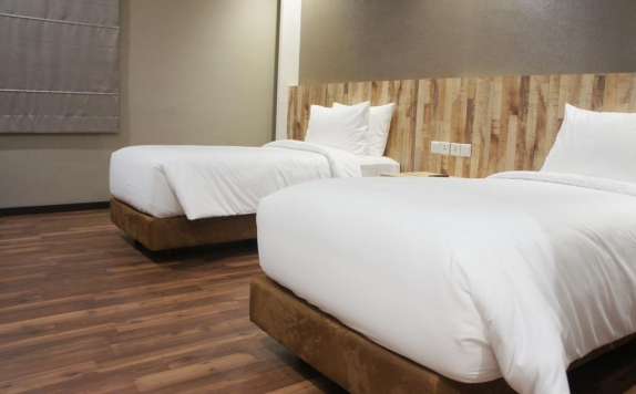 Guest Room di All Nite and Day Veteran