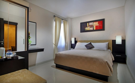 King Bedroom di Anika Guest House