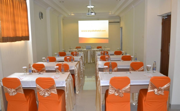 meeting room di Aryuka Hotel
