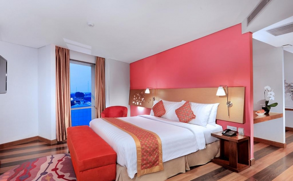 Guest room di Aston Palembang Hotel & Conference Center