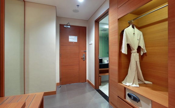 Amenities di Aston Solo Hotel