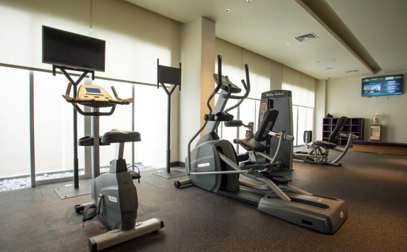 Fitness Center di Bali Paragon Resort Hotel