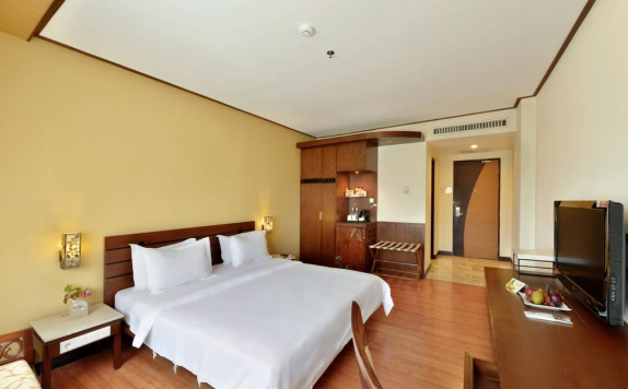 Guest room di Banana Inn Hotel & Spa