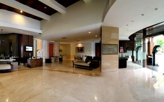 Lobby di Banana Inn Hotel & Spa