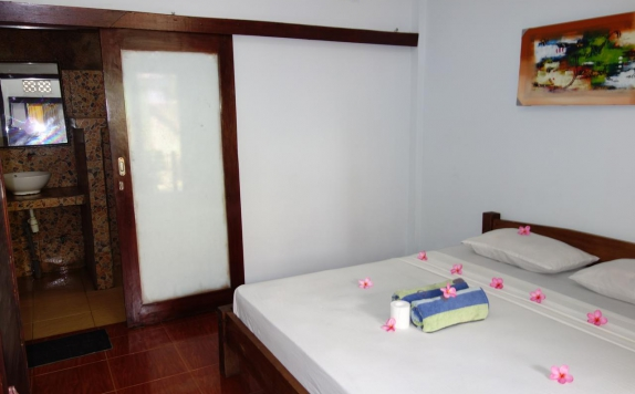 Guest room di Banana Leaf Bungalows