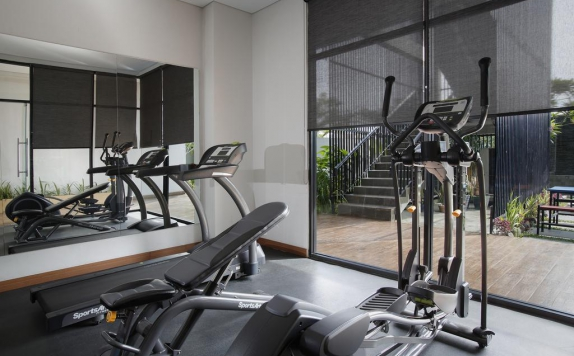 Gym and Fitness Center di BATIQA Hotel Palembang