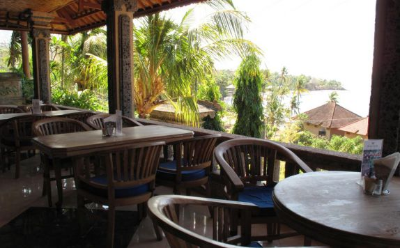 Restaurant di Bayu Cottages Hotel & Restaurant
