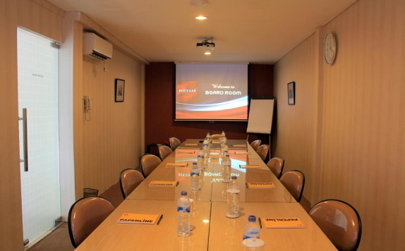 Meeting room di Bekizaar Hotel