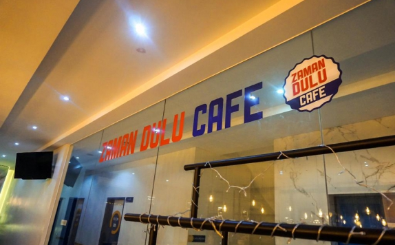 Cafe di Berlian International Hotel (Formely Oriza Hotel Perak Surabaya)