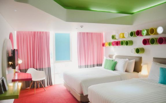 guest room twin di Berry Glee Hotel