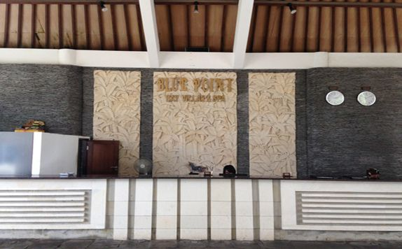 Front Office di Blue Point Bay Villas & Spa