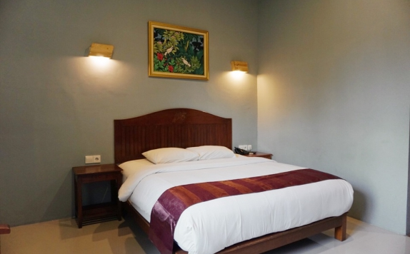 Bedroom di Bukit Daun Hotel and Resort