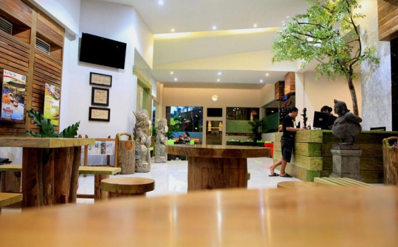 Restaurant di Bukit Daun Hotel and Resort