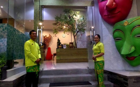 services di Bukit Daun Hotel and Resort