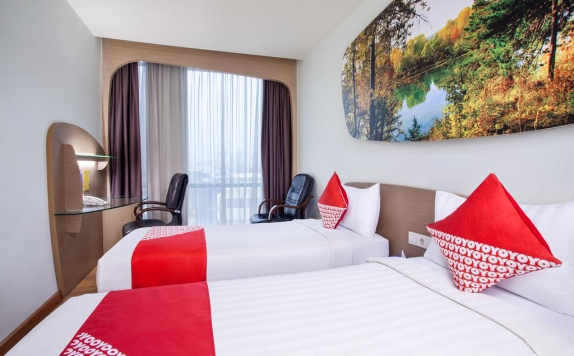 Guest Room di Business Hotel Tomang