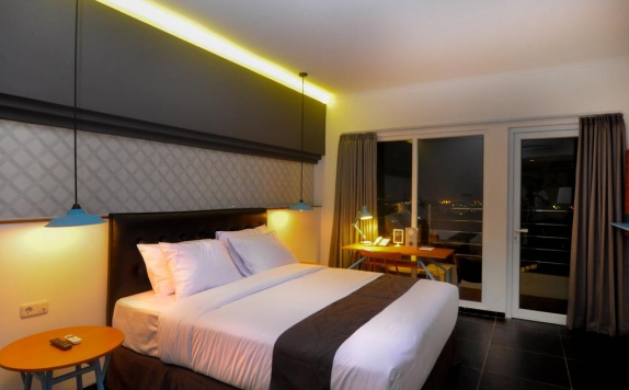 Guest room di Candiview Hotel