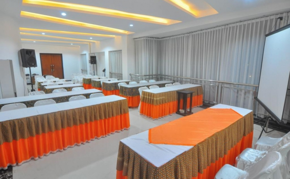 meeting room di Candiview Hotel