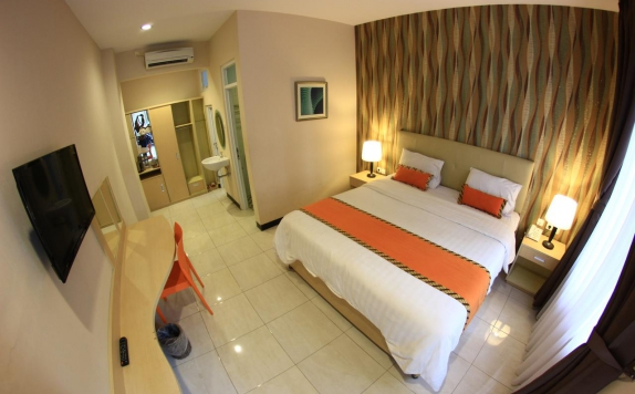 Guest room di Ceria Boutique Hotel