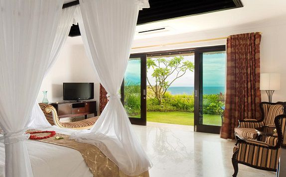 View Room di Chateau de Bali Ungasan Boutique Villas and Spa