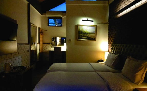 Guest Room di Ciwidey Valley Resort Hot Spring Waterpark