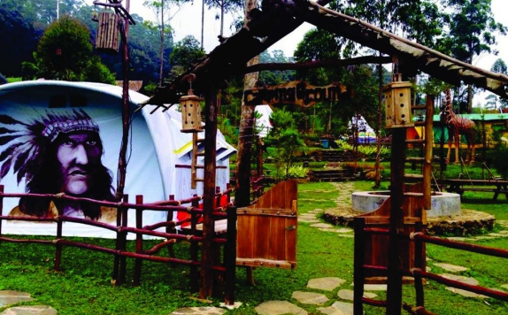Playground di Ciwidey Valley Resort Hot Spring Waterpark