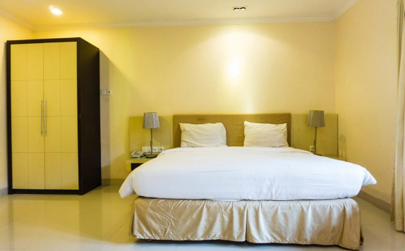 Guest room di Country Heritage Resort Hotel