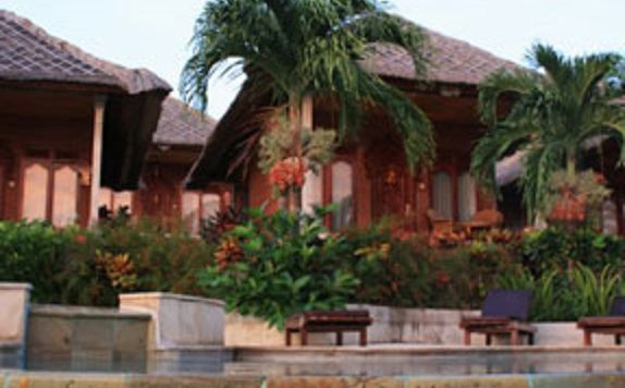 Eksterior di Dancing Dragon Cottages