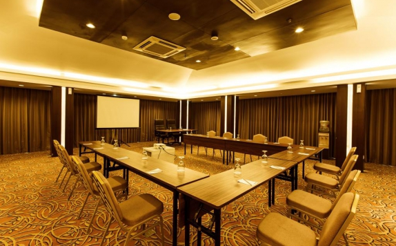 meeting room di d Best Hotel Bandung