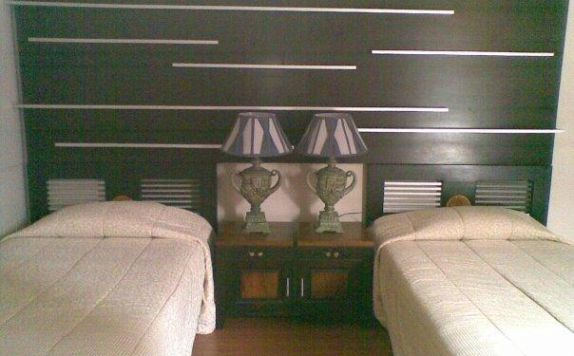 Twin Bed Room Hotel di D Cokro