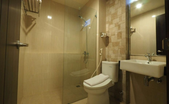 Bathroom di De Boutique Style Hotel