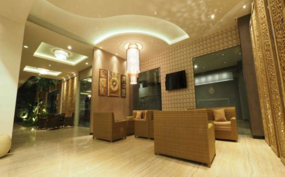 Interior di De Boutique Style Hotel
