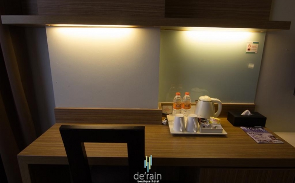 Amenities di De Rain Hotel Bandung Managed By Dafam