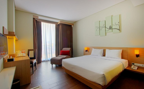Guest Room di De Rain Hotel Bandung Managed By Dafam