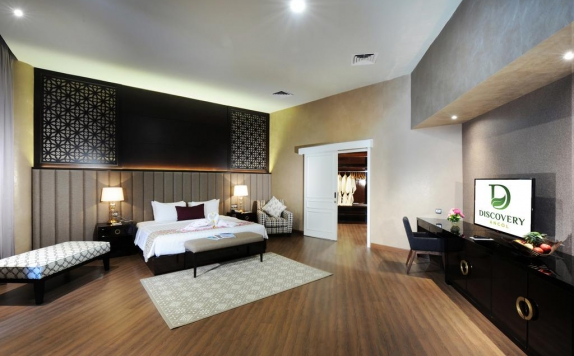 Amenities di Discovery Hotel & Convention Ancol