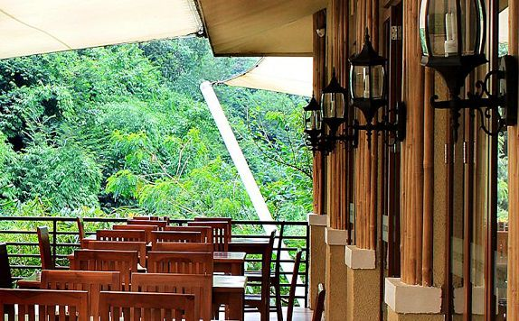 Suite Terrace di Dream Resort Ciwidey