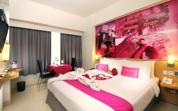 Guest Room di Favehotel Manahan