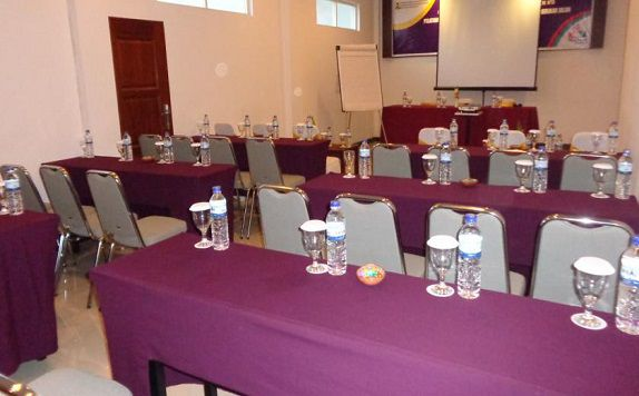 Meeting Room di Fortune Hotel Lombok