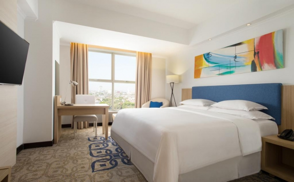 Guest Room di Four Points by Sheraton Makassar