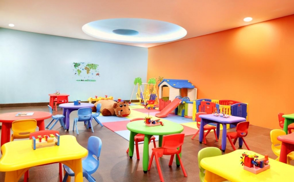 kids club di Four Points by Sheraton Makassar