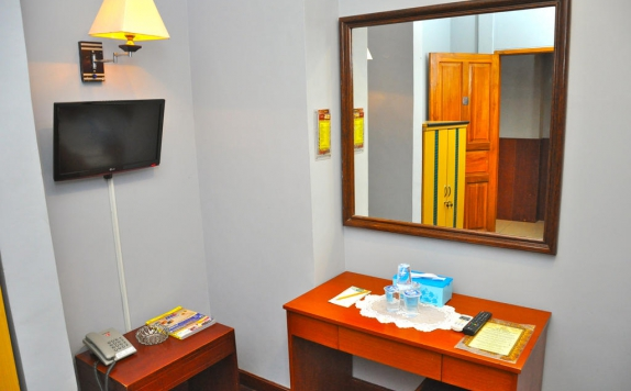 Amenities di Ghotic Hotel