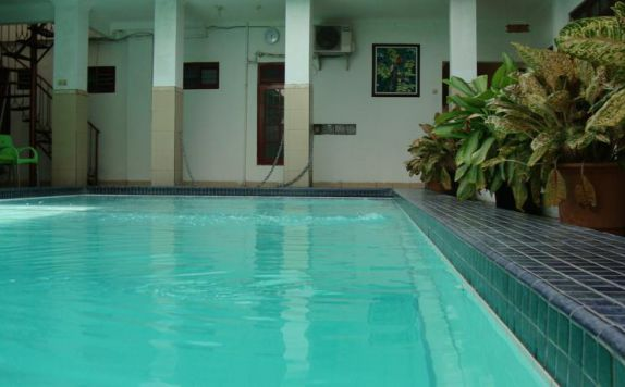 swimming pool di Gloria Amanda Hotel