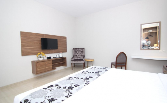 Amenities di Grand Amira Hotel by Azana