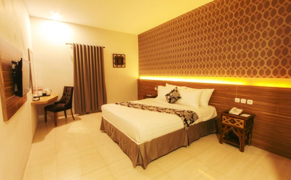 Guest Room di Grand Amira Hotel by Azana