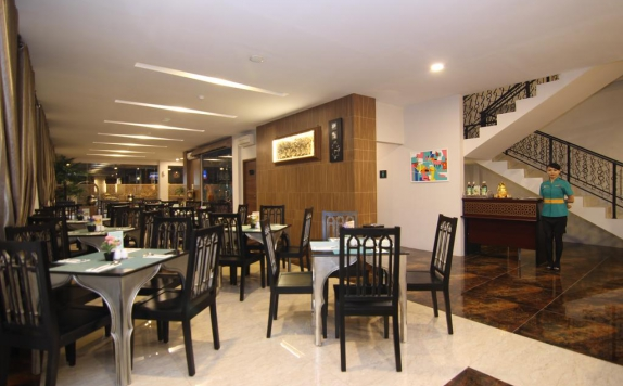 Restaurant di Grand Amira Hotel by Azana
