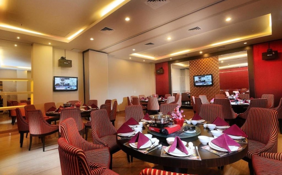 Restaurant di Grand Clarion Hotel and Convention Makassar