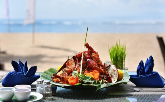 Restaurant di Grand Inna Bali Beach