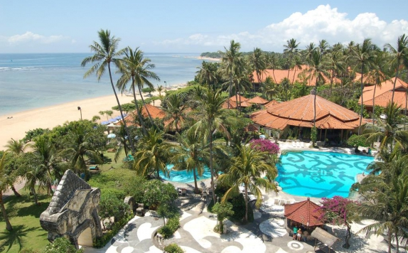 Swiming Pool di Grand Inna Bali Beach