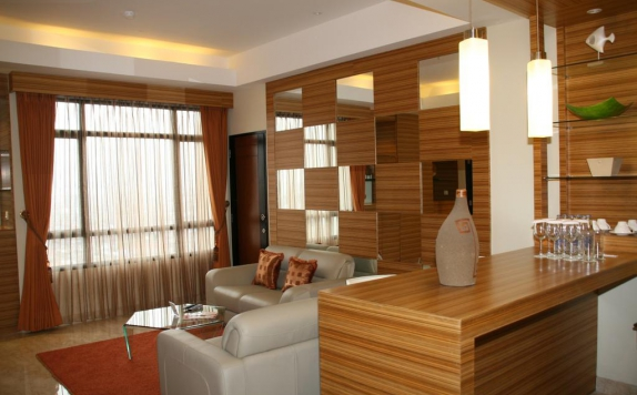 Amenities di Grand Pasundan
